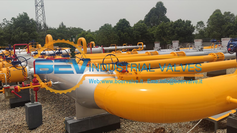 Natural Gas Pipeline Project